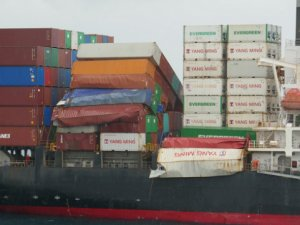 Quick, Heavy Rolling Caused Container Losses