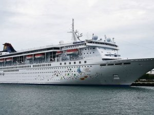 Genting Deploys Cruise Ship to House its Shipyard Workers