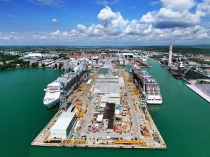 Princess Orders Two LNG Cruise Ships from Fincantieri