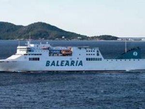 Five Baleària Ferries to Run on LNG