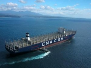 Construction Starts on Two Record Ultra-Large Container Ships