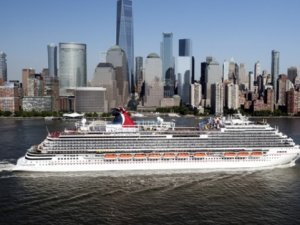 """Cruise Line """"Arms Race"""" Continues"""