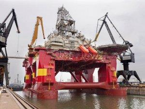 Damen Verolme Rotterdam to refit Stena Drilling semi