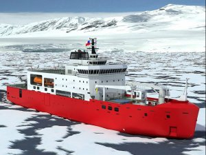 Damen to supply key components for Chilean polar vessel
