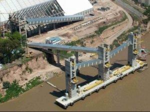 Drought Reduces Loading Volumes at Rosario Grain Terminals