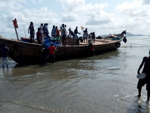 Ghana Arrests Saiko Crew