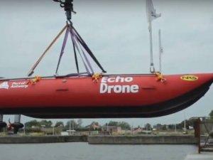 Antwerp Introduces Autonomous Sounding Boat