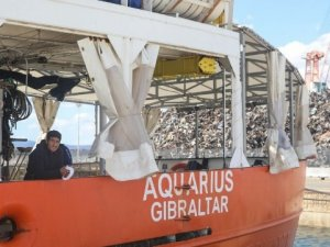 Gibraltar to Deregister NGO Rescue Vessel