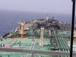 Explosion Aboard Indian VLCC Leaves Three Missing