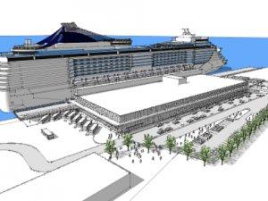 Second Cruise Terminal Underway at Port of Québec