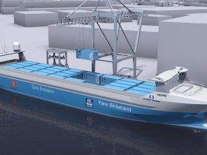 Shipbuilder Chosen for Yara Birkeland