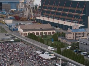 Damen Shipyards Galati Celebrates 125th Anniversary