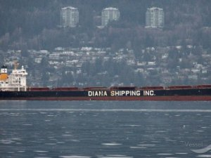 Diana Shipping TC Contract for M/V Coronis