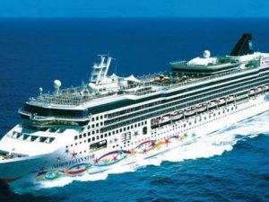 Woman Rescued Ten Hours After Falling From Cruise Ship
