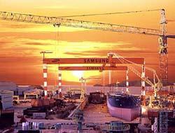 $ 10 billion order for 54 ships