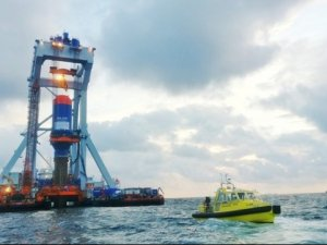 New Offshore Wind Hammer Tested