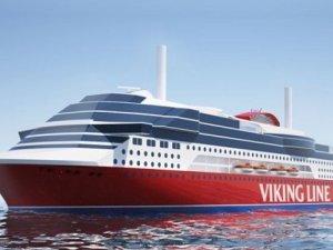 Construction Starts on Viking Line's New Passenger Ship