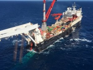 Pipelay for Nord Stream 2 Starts in Finland