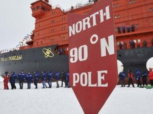 One of Russia's New Nuclear Icebreakers Facing Delays
