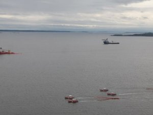 Ardent Completes Removal of Fuel Oil from the Manolis L