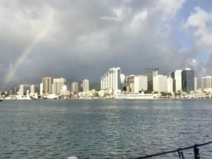 Coast Guard Reopens Harbors in Hawaii and Guam