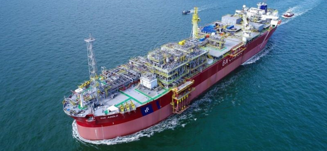 BW Adolo FPSO Produces First Oil