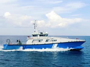 New Hybrid Electric Patrol Boat for Estonia