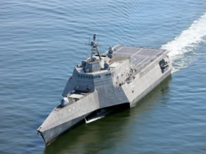 Austal Awarded Two More Independence-variant LCS