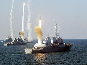 India and Russia Sign A Contract for Missile Frigates