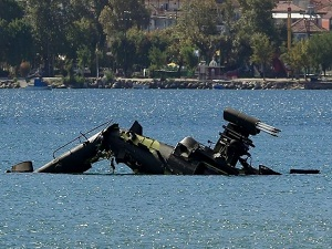 French Army Helicopter Crashes: 4 Injured