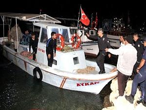 Migrant Boat Capsizing in Mersin
