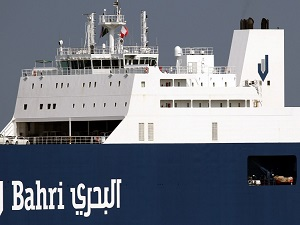 Saudi Shipper Bahri to Seek Acquisitions in Asia