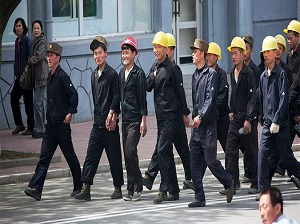 North Korean Workers Sues Dutch Shipbuilder for Slave-Like Conditions