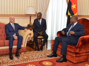Angola's President to Meet with CEO of Eni