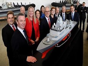 Australia, BAE Ink Contract for 26 Billion Dollar Frigate Program