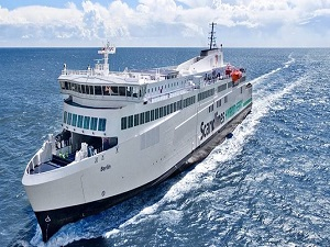 HH Ferries Launches The Biggest Battery-Powered Ferries