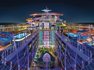 Symphony of the Seas Heads to Miami
