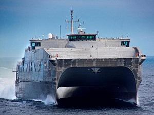 U.S. Navy Commissions USNS Puerto Rico