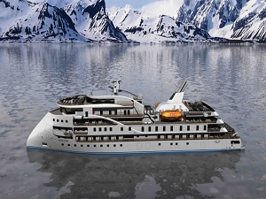 SunStone Orders More Expedition Cruiseships in China