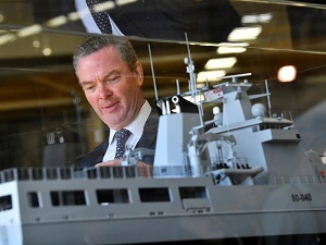 Construction Begins on First Arafura Class OPV of Australia