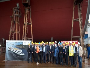 Color Line and Ulstein Begin Color Hybrid Project