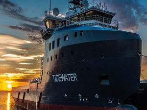 Tidewater and GulfMark Complete Merger