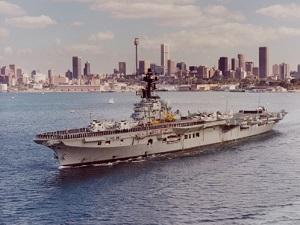 HMAS Melbourne Returns to Australia After Six-Month Deployment