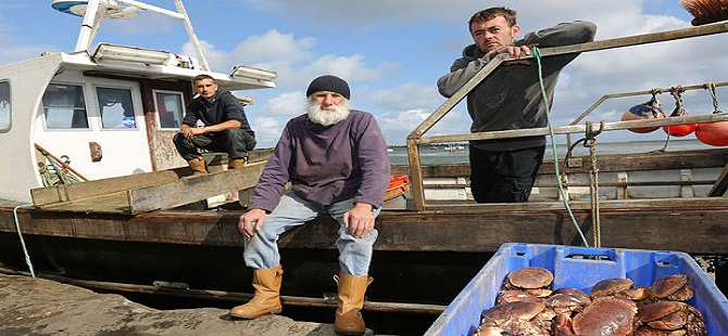 West Coast Fishermen Sue Fossil Fuel Industry