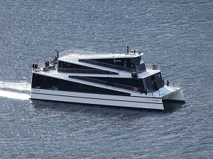 New All-Electric Passenger Ferry for Oslo