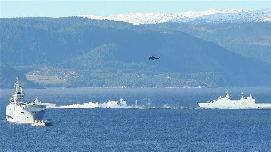 Northern Coasts naval exercise begins in Baltic Sea