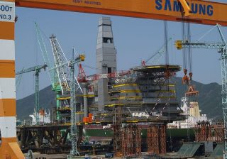 Samsung Heavy to Design Arctic LNG Carriers for Zvezda