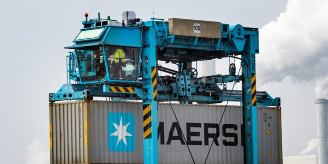 Maersk announces new rates from Europe