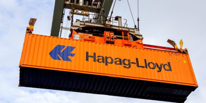 Hapag-Lloyd announces fresh prices