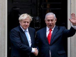 UK, Israeli premiers meet, discuss Iran nuclear crisis